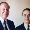 William Chapman Foster and Alexei Roshchin - Geneva 1967