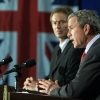 George W. Bush and Tony Blair 2002