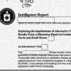 CIA intelligence report