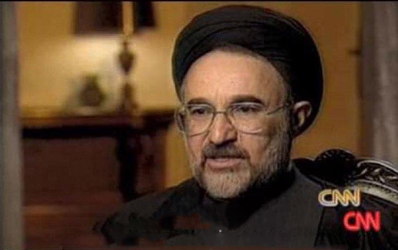 Khatami on CNN