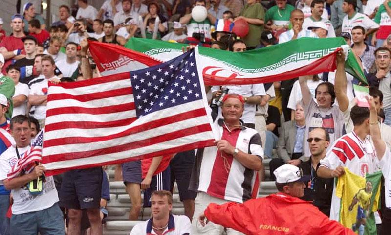 Iran-US world cup 1998