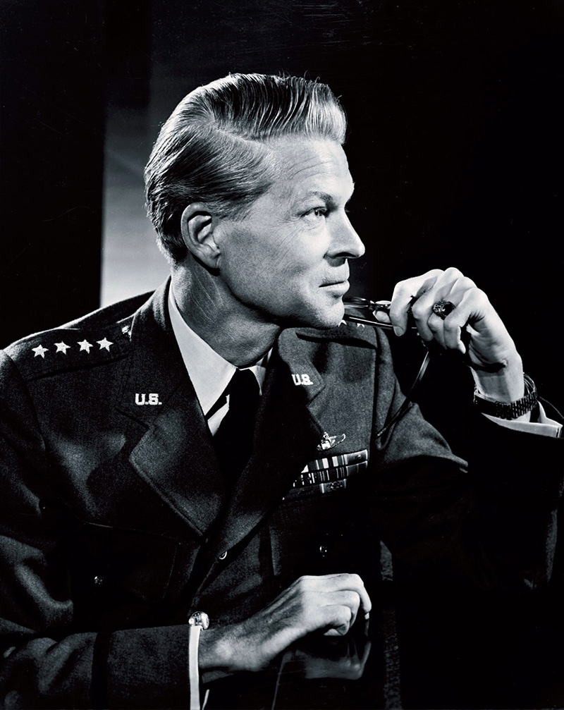 General Lauris Norstad
