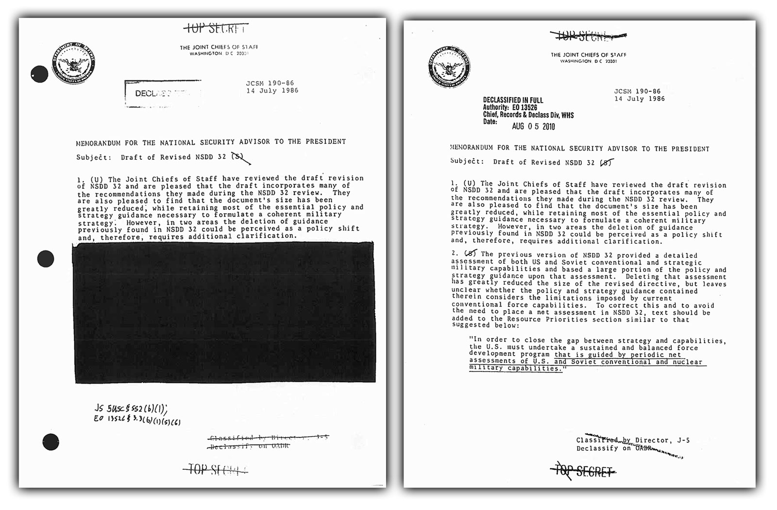 Redactions: The Declassified File | National Security Archive