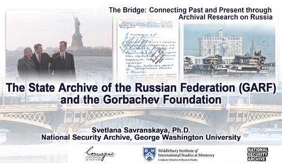 Svetlana Savranskaya