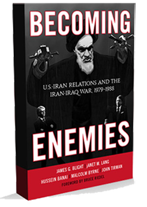 Becoming Enemies book cover