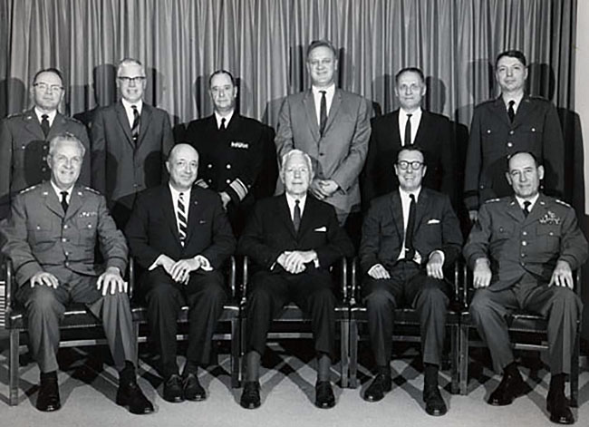 The United States Intelligence Board, 28 April 1965.