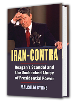 Iran Contra book cover