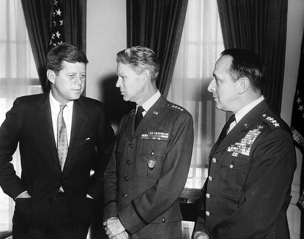 JFK and Norstad