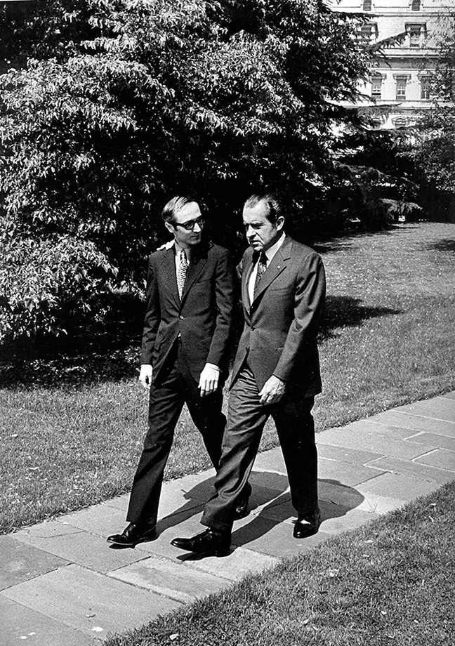 Nixon and Huston