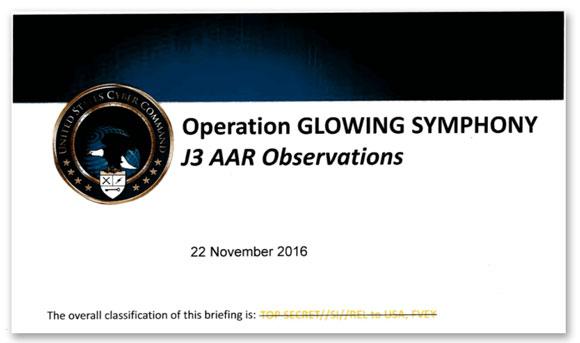 Operation Glowing Symphony