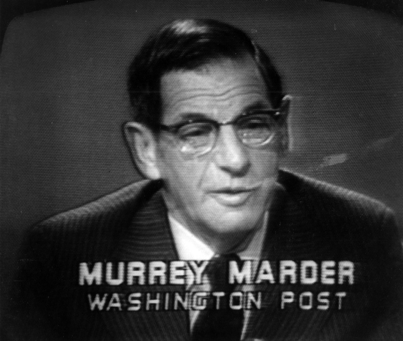 the murrey marder papers at the national security archive
