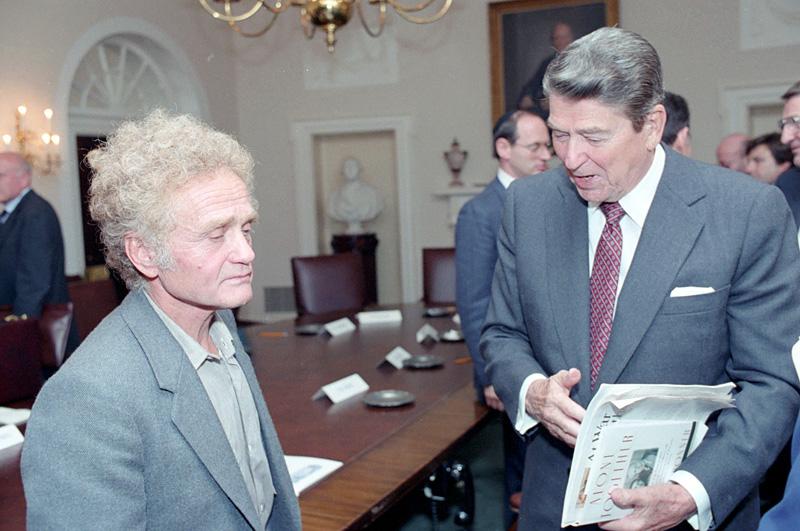 Orlov and Reagan