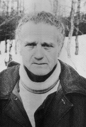 Yuri Orlov in Siberian exile 1984.