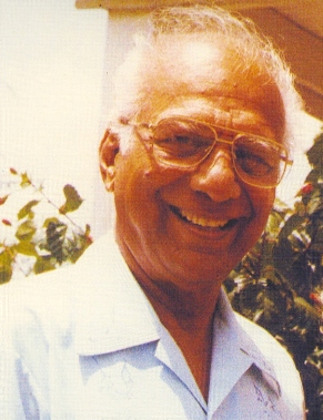 Cheddi Jagan in his later life
