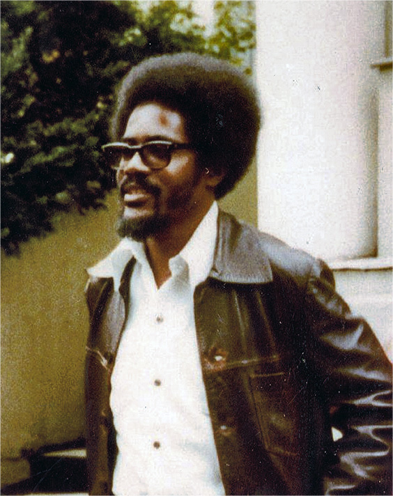Walter Rodney, Queens College, 1960