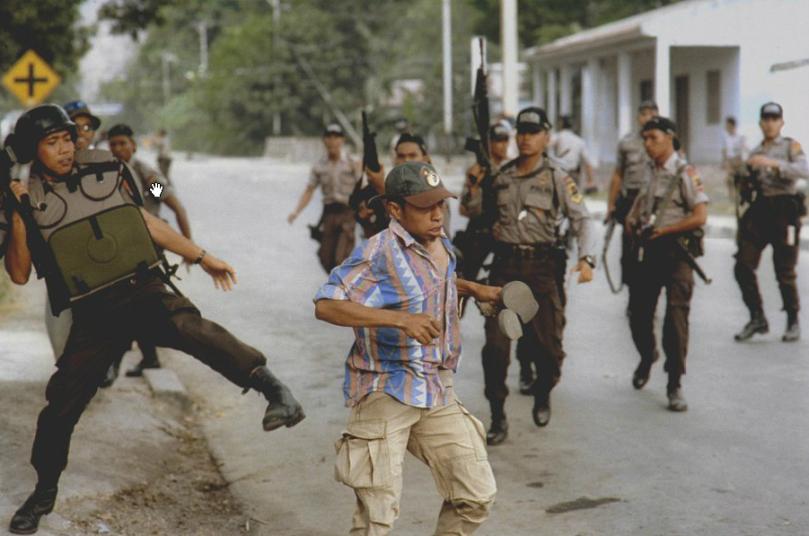 East Timor, 1999