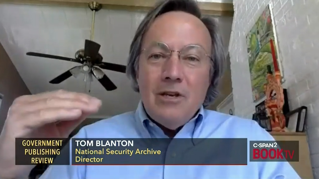 Tom Blanton