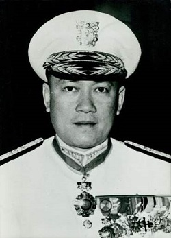 General Tran Van Don, one of the coup plotters and a point of contact for CIA operative Lucien Conein