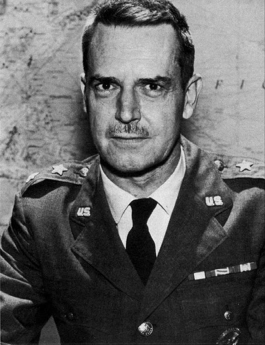 Major General Edward G. Lansdale