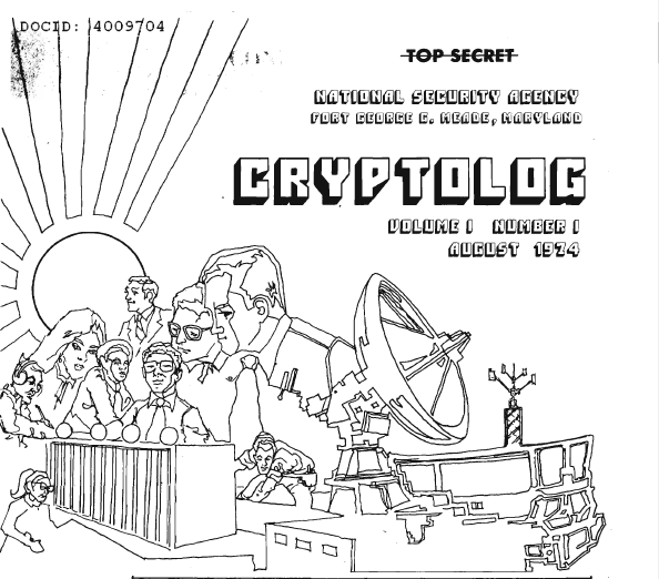 Cyber Brief: The NSA's Cryptolog | National Security Archive