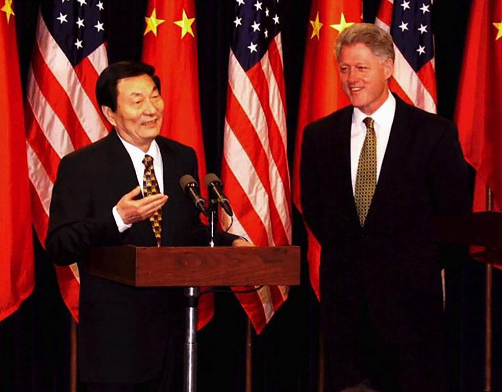 Zhu and Clinton